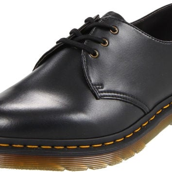 Gibson 1461 Vegan Oxford Black 10 F(M) UK / 12 B(M) US Women / 11 D(M) US Men