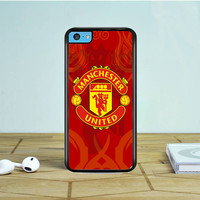 Red Devil Manchester United iPhone 5 5S 5C Case Dewantary