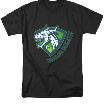 Dragons Breath - Men's T-Shirt  (Regular Fit)