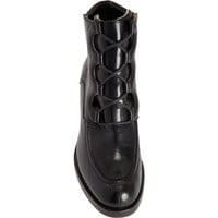 Ghillie Lace-Up Ankle Boot