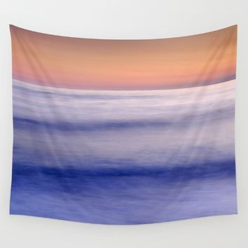 Dreamed sea Wall Tapestry by Guido Montañés