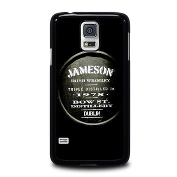 JAMESON WHISKEY Samsung Galaxy S5 Case Cover