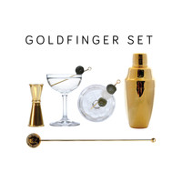 The Goldfinger Set
