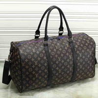 Louis Vuitton New Women Fashion Leather Luggage Travel Bags Tote Handbag