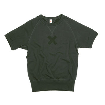 The Graphite Short Sleeve Sweatshirt