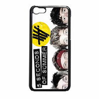 5 Seconds Of Summer Funny Eyes iPhone 5c Case
