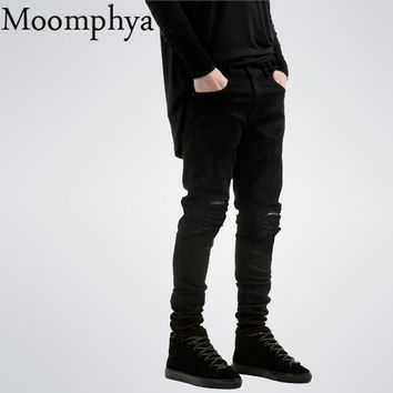 Ripped Jeans Super Skinny