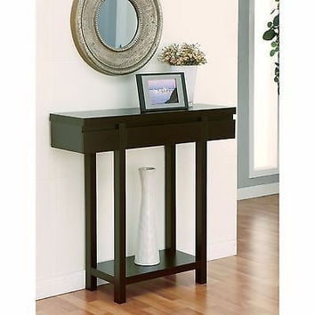 Holme Red Cocoa Hallway Table Desks Office Furniture New Free Shipping