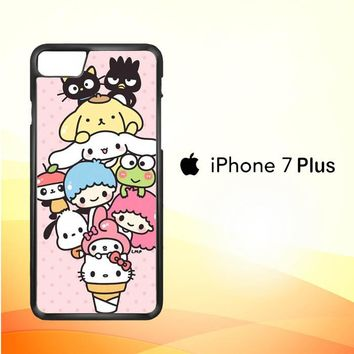 Sanrio Hello Kitty E1419 iPhone 7 Plus Case