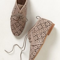 Flore Lasercut Booties