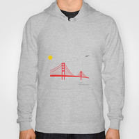 San Francisco.  Hoody by Irmak Berktas