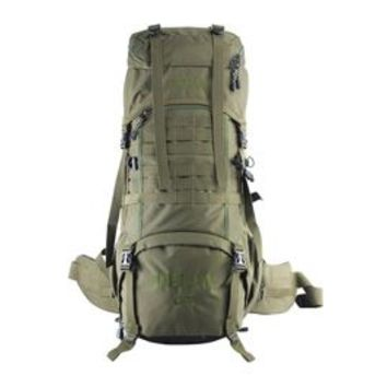 Rugged Exposure Delta 65L Frame Pack Backpacks & Waist Packs