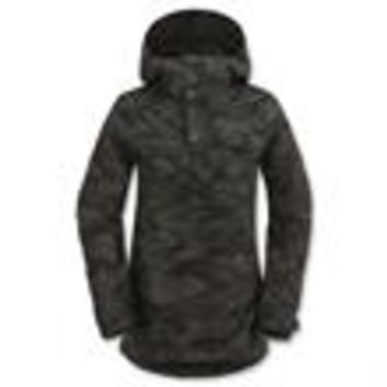 Volcom Gila Stretch P/Over Snowboard Jacket