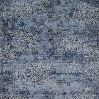 "Viera Light Blue / Grey 5'3"" X 7'7"" Rug"