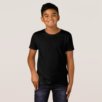 Kids' American Apparel Organic T-Shirt Create Own