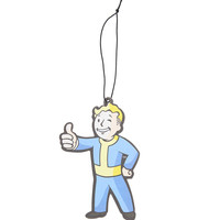 Fallout Vault Boy Thumbs Up Air Freshener