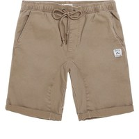 Rusty Hooked On Jogger Shorts - Mens Shorts