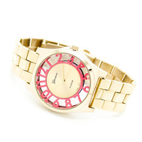 Numbers metal watch (4 colors)