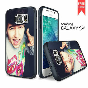 Jc Caylen Cute Face Samsung Galaxy S6 edge Case