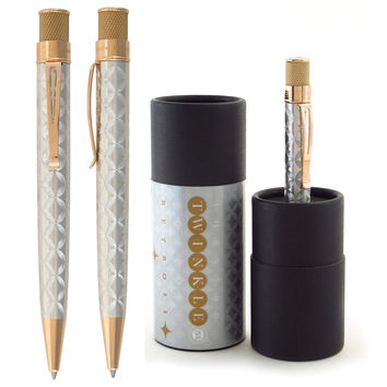 Retro 51 Limited Edition TWINKLE popper pen