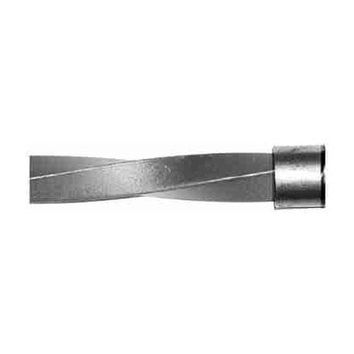 ONA Drapery 3/4 inch Wrought Iron End Cap