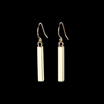 Beam Dangle Earrings
