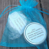 Gift Set - 3 oz soap triple butter soap & 2 oz lotion bar in tin