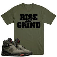 RISE GRIND- Jordan Take Flight 8's