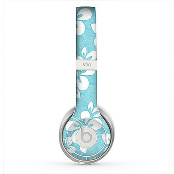 The Vintage Hawaiian Floral Skin for the Beats by Dre Solo 2 Headphones