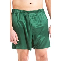 Men's 100% Pure Mulberry Silk Lounge Boxers