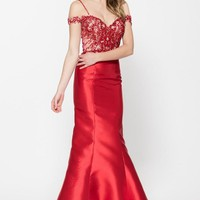Gorgeous Sweetheart Long Evening Dress