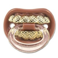 Billy Bob Grillz Pacifier