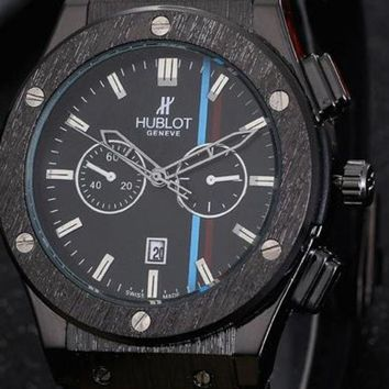DCCK Hublot men and women exquisite fashion watch F-PS-XSDZBSH Pure black