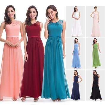 Ever Pretty Women's Elegant Long Evening Party Formal Prom Mother Of The Brides Dress EP08742