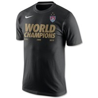 USWNT 2015 World Champions Men's T-Shirt - WorldSoccerShop.com
