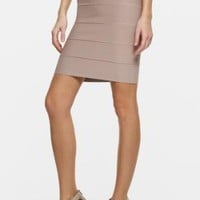 BCBGMAXAZRIA - WHAT'S NEW: ALEXA POWER SKIRT