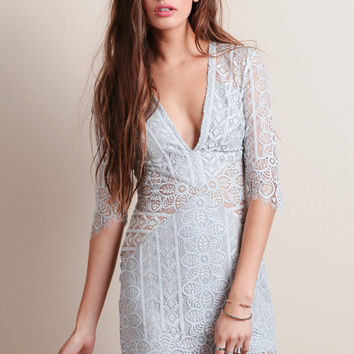 Lyla Cocktail Dress By For Love & Lemons