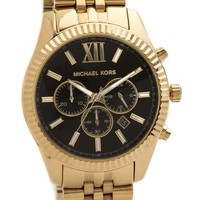 Michael Kors Oversized Lexington Watch