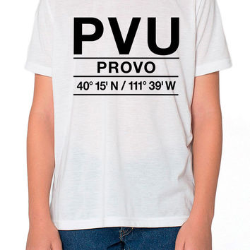 PVU Airport Shirt Kids