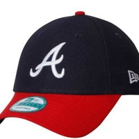 MLB Atlanta Braves New Era Core Classic 9TWENTY Adjustable Hat