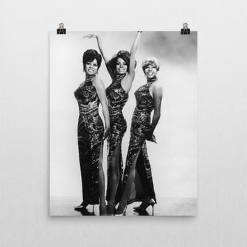 The Supremes Poster
