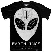 Earthlings T-Shirt [B]