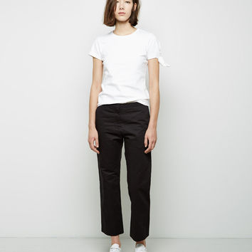 Cotton-Linen Trouser by Marni