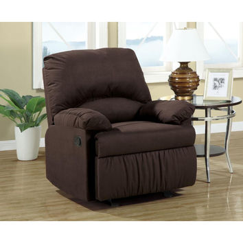 Glider Recliner by Coaster