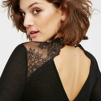 Free People Double Love Layering Top