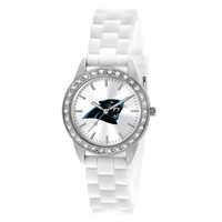 Carolina Panthers Ladies Frost Watch