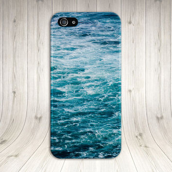 Rough California Waves x Beach Foam Surf Phone Case, iPhone 6, Tough iPhone Case, Galaxy S7, Samsung Galaxy Case, Note 5, CASE ESCAPE