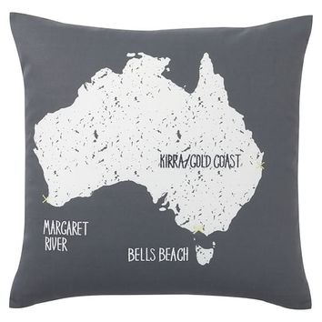 Kelly Slater Surf Spot Pillow Cover