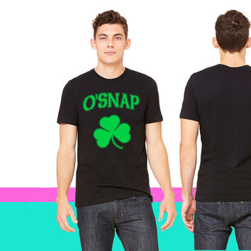 O'Snap Shamrock T-shirt