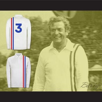 Michael Caine John Colby 3 Soccer Jersey Victory Movie All Sizes NEW